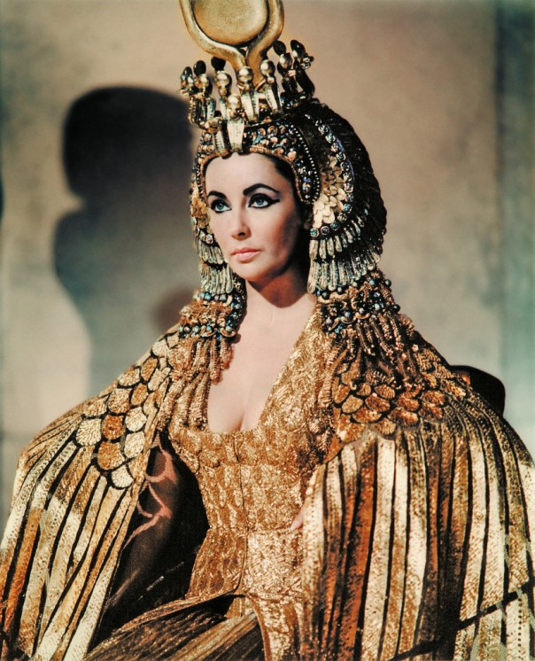 "The crushing weight of spectacle in ""Cleopatra."""
